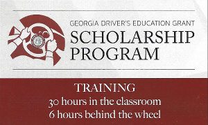 GA Drivers Ed Grant Scholarship Program